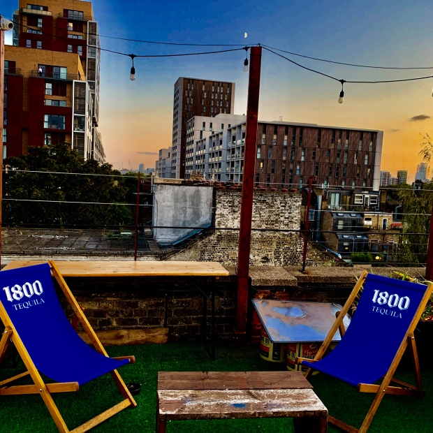 London Rooftop in Dalston